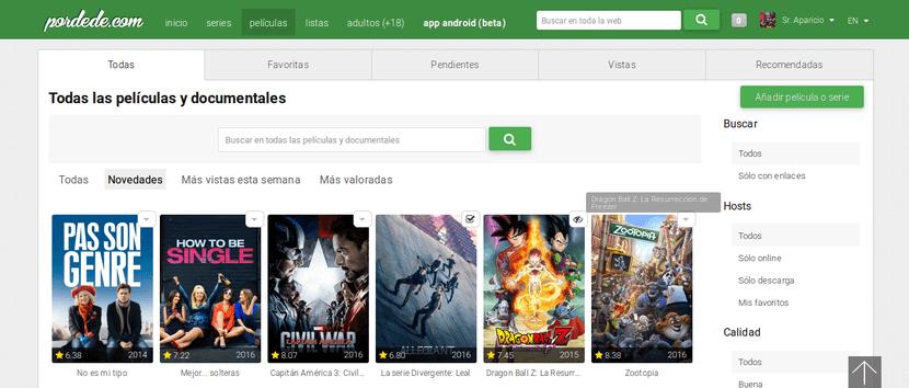 Cómo Descargar O Ver Películas En Tu Android Androidsis