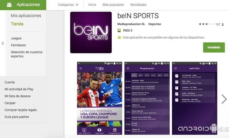 Cómo subscribirse a Bein Sports