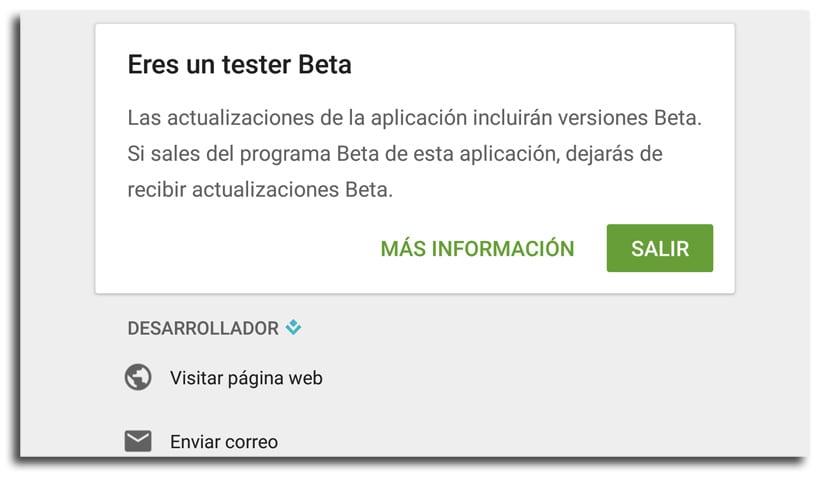 Tester beta