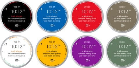 Watchface Wear