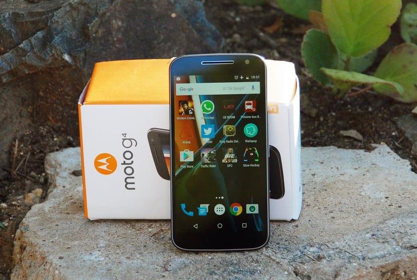 Análisis Moto G4 (11)