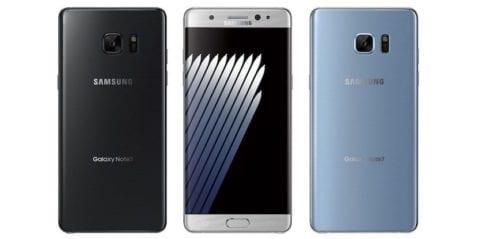 Galaxy Note 7 llegará con Gorilla Glass 5, Samsung Cloud y mucho más