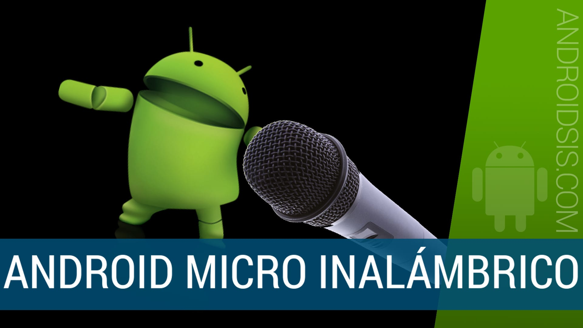 Convertir Android en micro inalámbrico