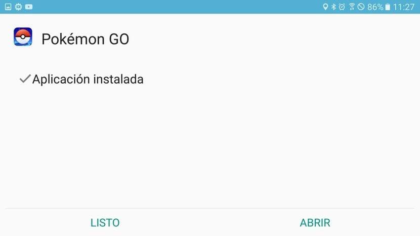 [APK] Actualización Pokemon Go