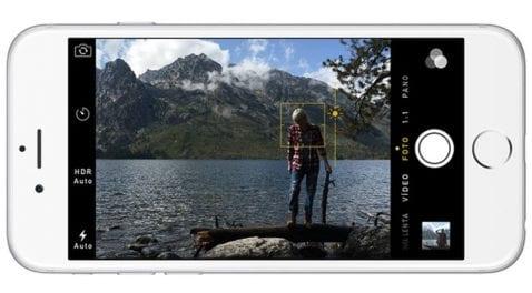 Descarga e instala la cámara estilo iPhone 6 para Android