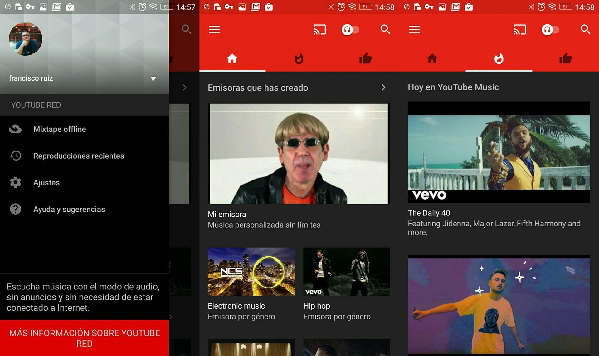 Cómo instalar You Tube Music y disfrutarlo en países en los que todavía su descarga no es oficial