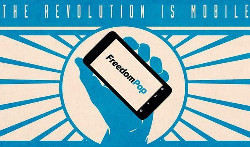 Freedompop, telefonía movil gratis