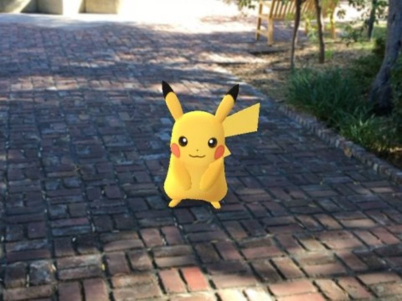 Cómo capturar a Pikachu en Pokemon Go