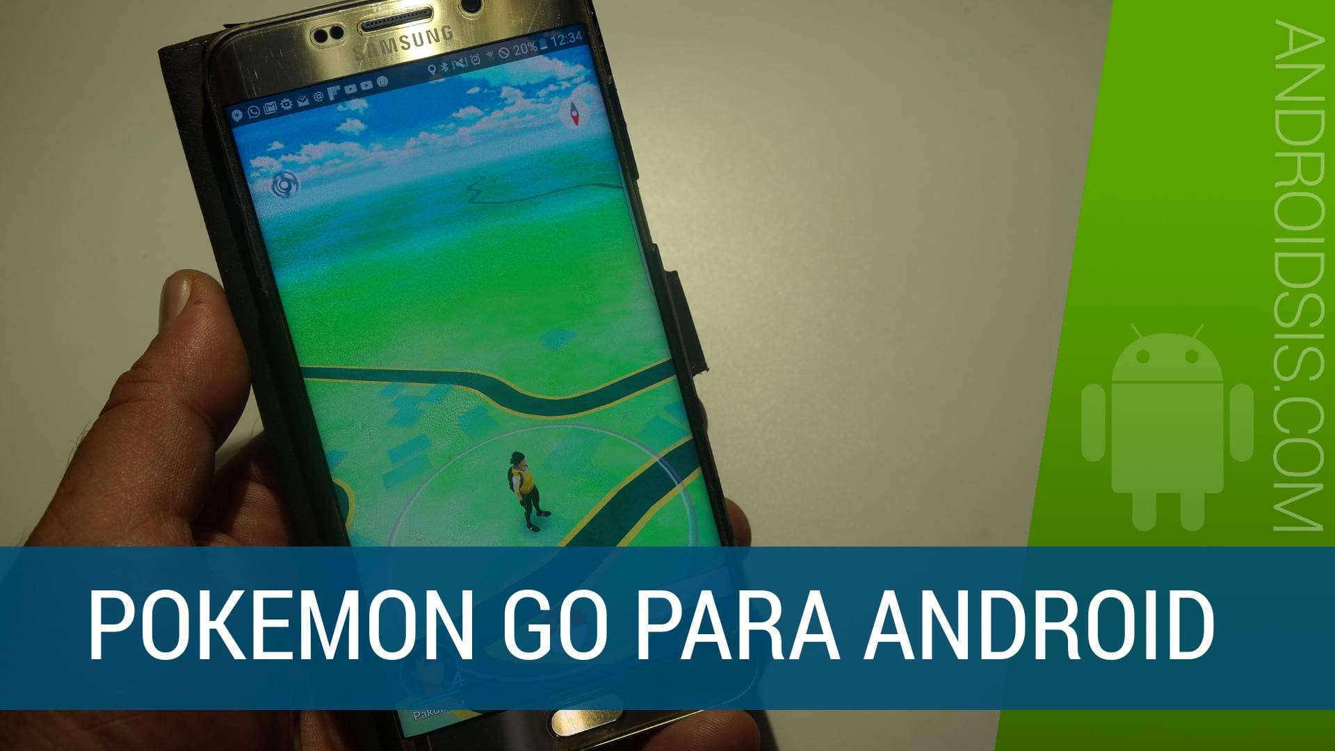 Pokemon Go en la vida real