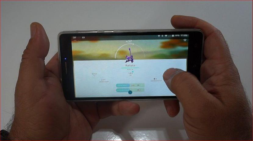 Truco Android: Cómo jugar a Pokemon Go en modo Landscape