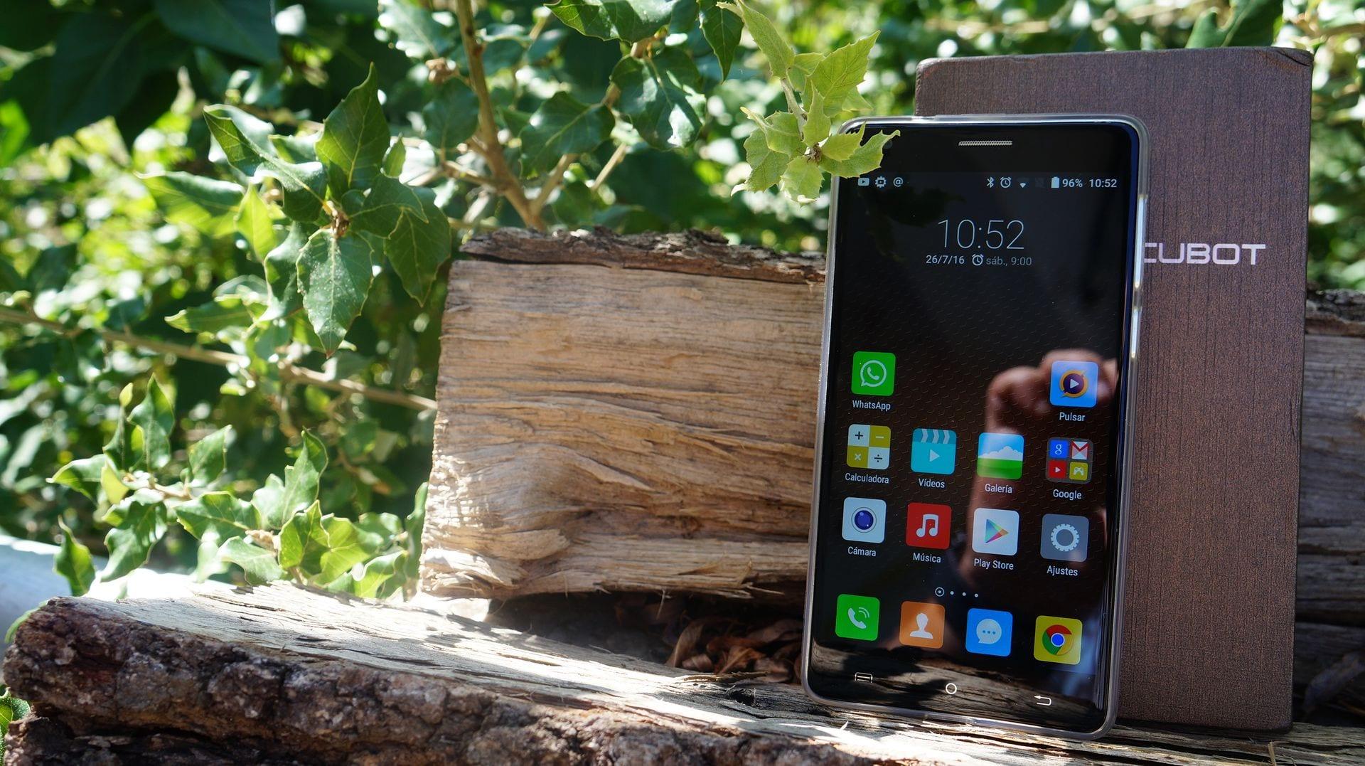 Review Cubot H2 un GRAN terminal Android por apenas 140 Euros