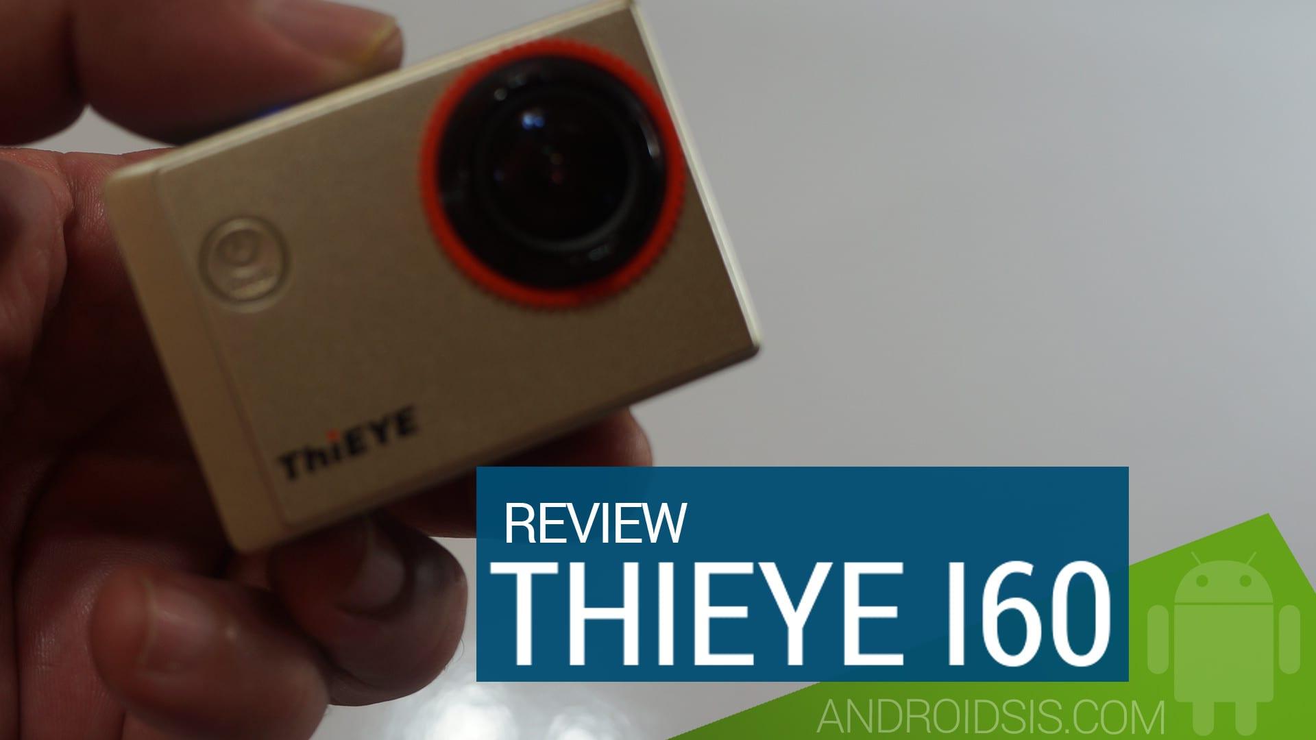 Review en español de la Thieye i60 4K