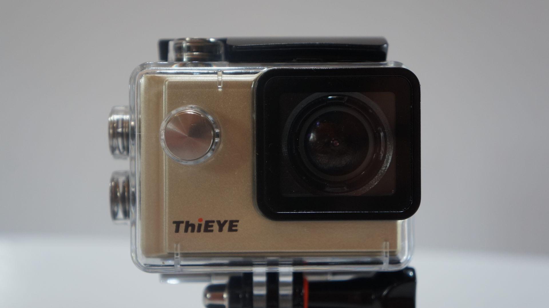 Review de la Thieye i60 Action Camera, un clon de calidad de la Go Pro Hero por apenas los 70 Euros