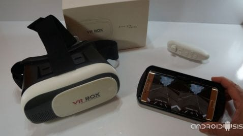Review VR BOX 2.0, probamos las mejores gafas de Realidad virtual de bajo coste