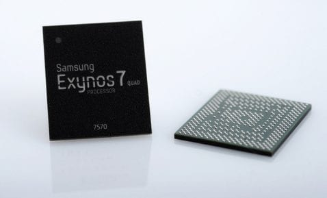 Exynos 7 Quad 7570