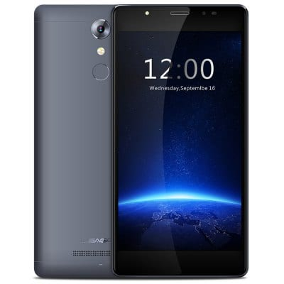 LEAGOO T1 Plus negro