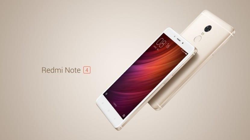 Xiaomi anuncia el Redmi Note 4