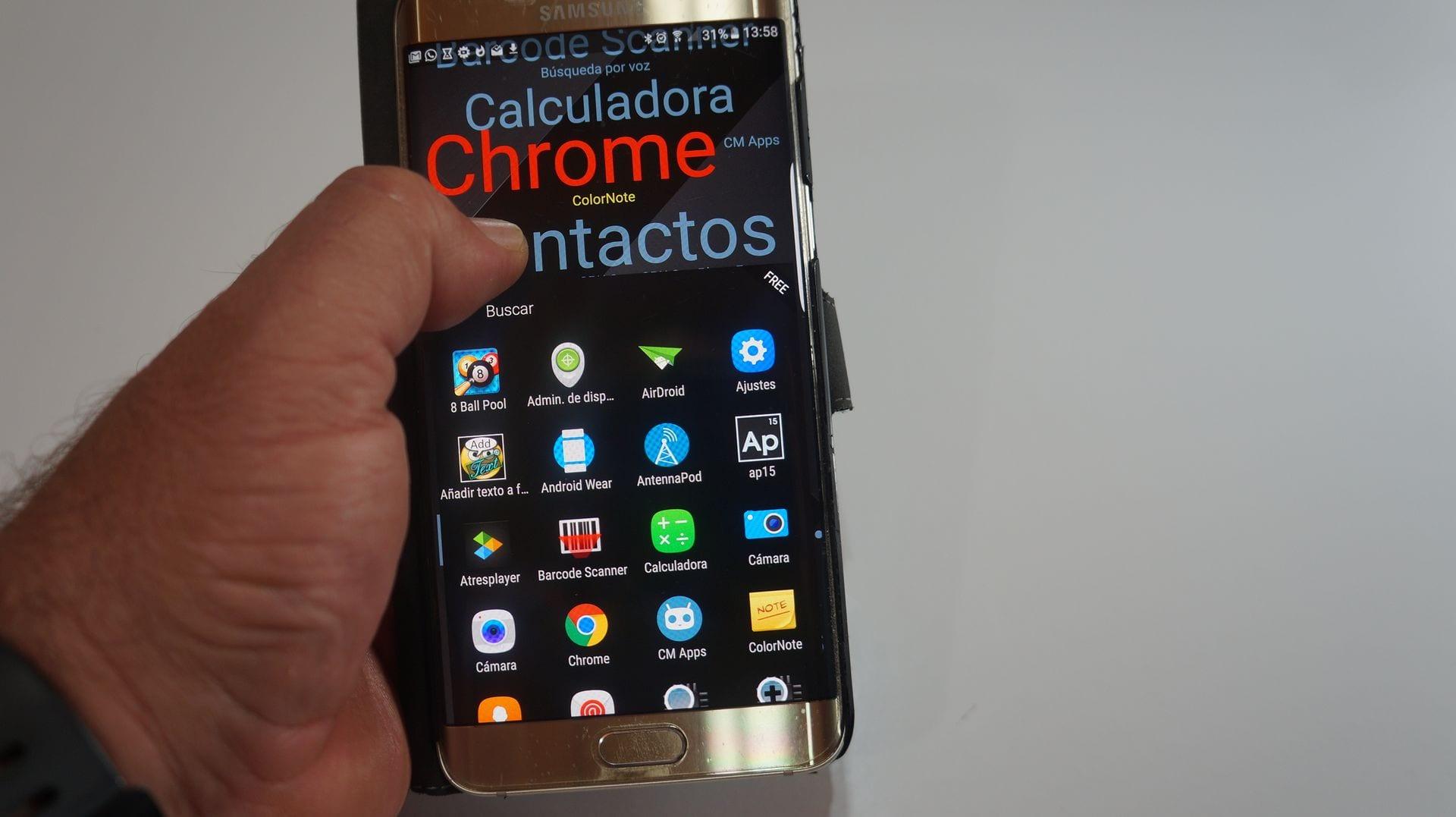 Cómo añadir cajón de aplicaciones a tu terminal Android