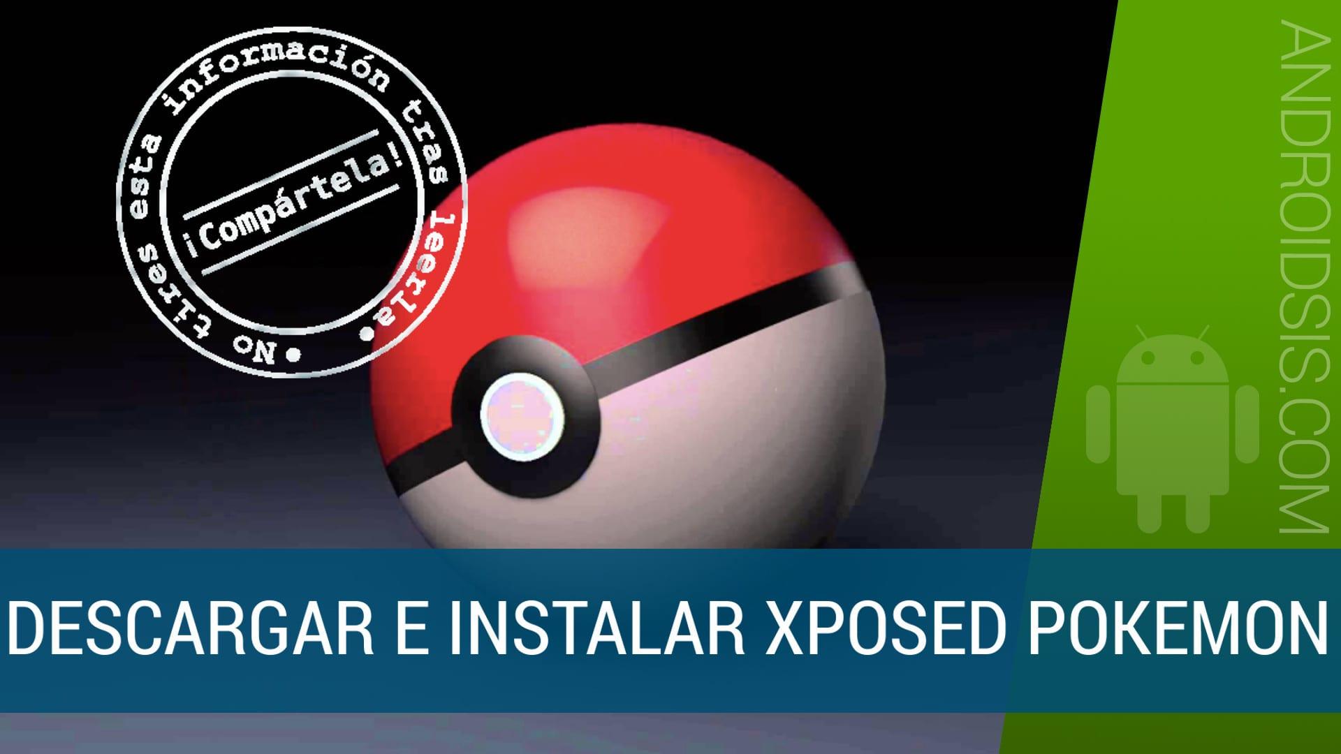 Nueva actualización de poseed Pokemon Go