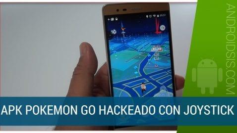 APK Pokemon Go hackeada