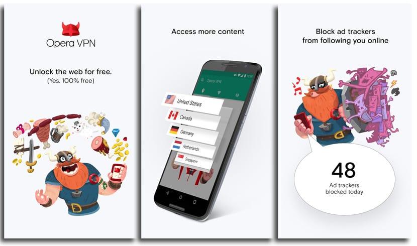 App VPN