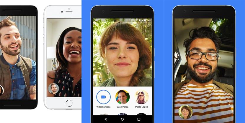 Google Duo ya disponible para todos en la Google Play Store