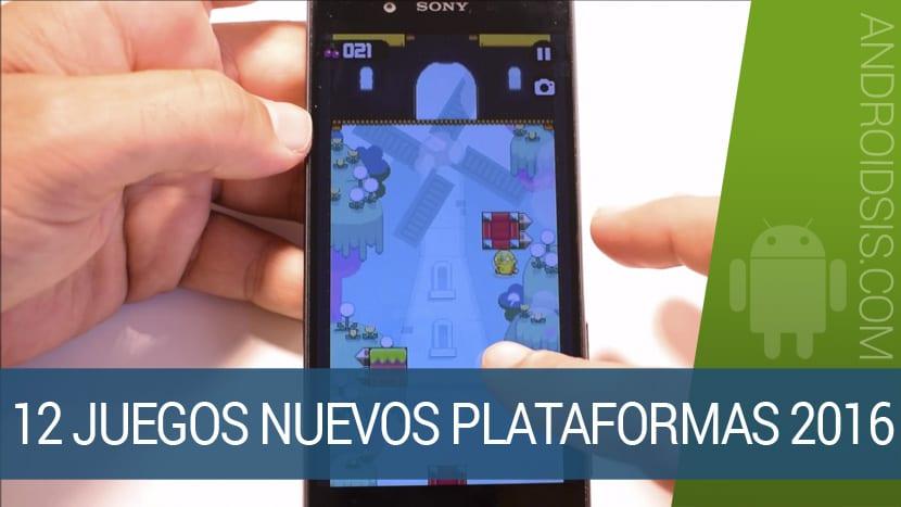 Juegos nuevos plataformas