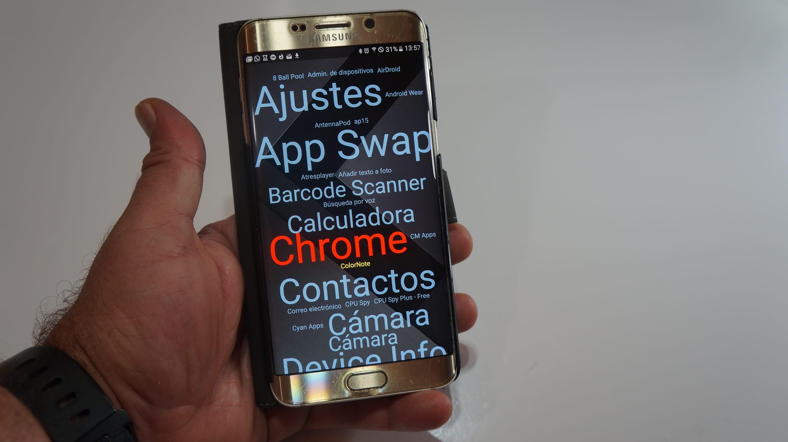 ap15 Launcher, un Launcher Android minimalista, funcional y diferente que te va a encantar