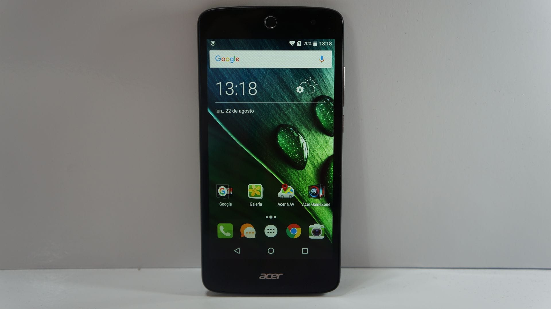 Review ACER Liquid Zest 4G