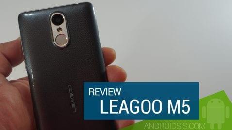 Review Leagoo M5, un buen terminal Android 6.0 por apenas los 60 Euros