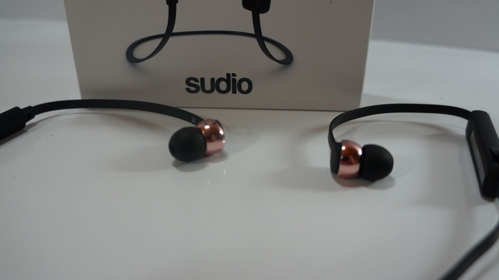 Auriculares in ear Sudio Vasa Blá