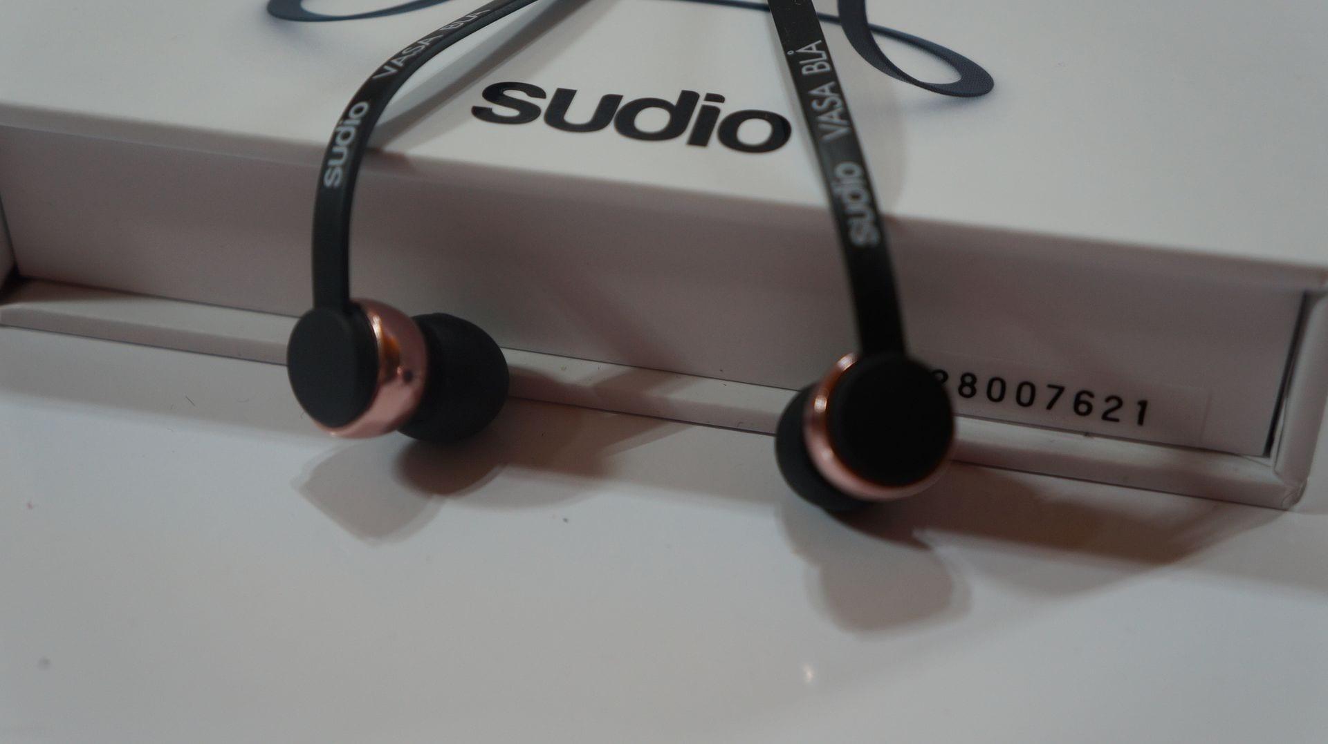 Auriculares in ear Sudio Vasa Blá