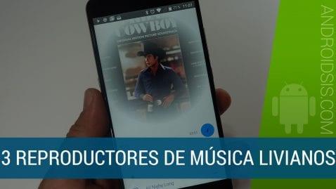 3 Reproductores de música livianos y funcionales que no te puedes perder