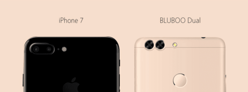 Clon del iPhone 7