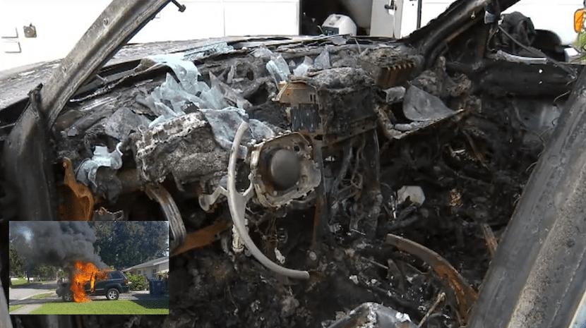 El Galaxy Note 7 es capaz de incendiar casas y coches