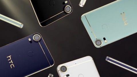 Desire 10 Pro y Desire 10 Lifestyle, lo nuevo de HTC