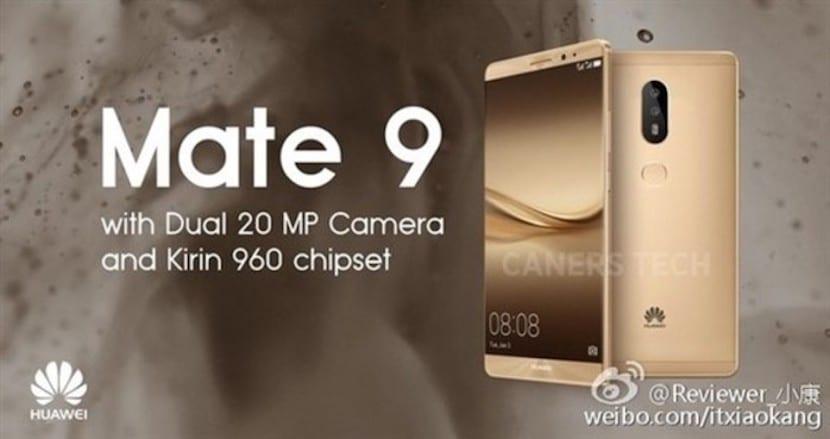 El Huawei Mate 7 podría integrar sensor de iris