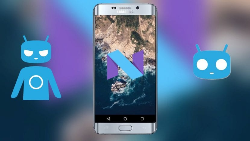 CM14 Android 7.0 nougat