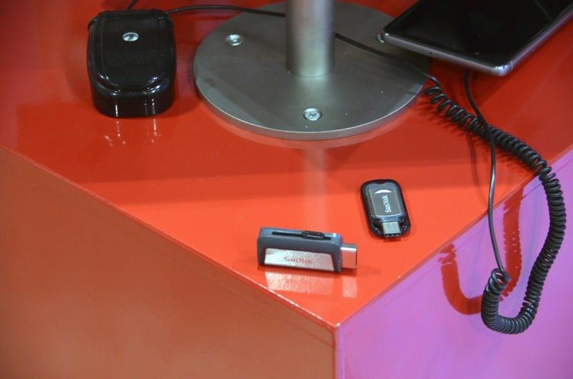 SanDisk Ultra USB Tipo C (1)