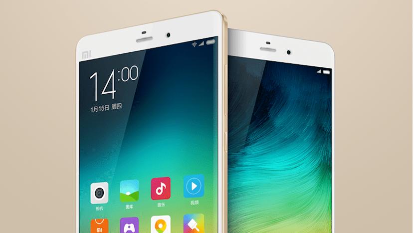 Xiaomi Mi Note 2, así será el nuevo gran terminal