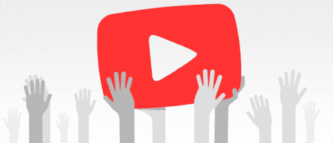 Podrás publicar texto, gifs, imágenes y más en YouTube