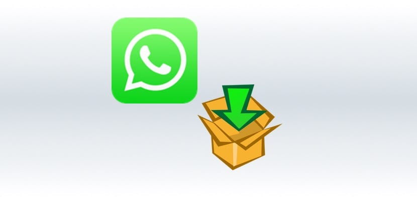 Actualizar Whatsapp