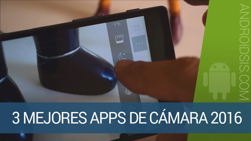Apps cámara