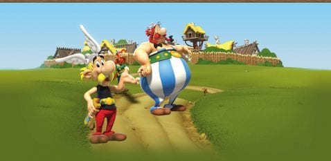 Astérix and Friends