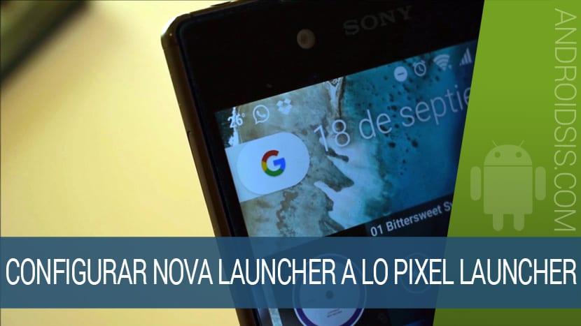 Configurar Nova Launcher