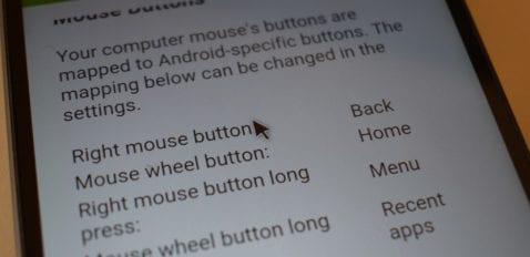 Cómo usar ratón