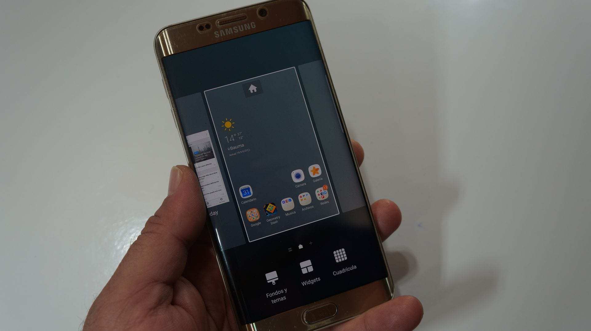 Convertir Samsung Galaxy S6 Edge Plus en un Galaxy Note 7.¡¡IMPRESIONANTE!!