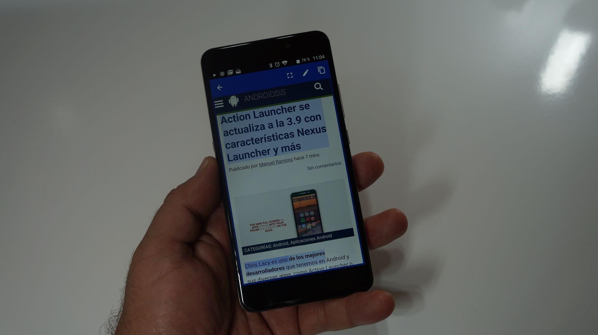 Cómo copiar texto desde apps o páginas web que no lo permiten