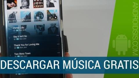 Consigue toda la música que quieras de manera gratuita con esta sensacional aplicación para Android creada por Huawei