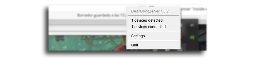 DeskDock Server